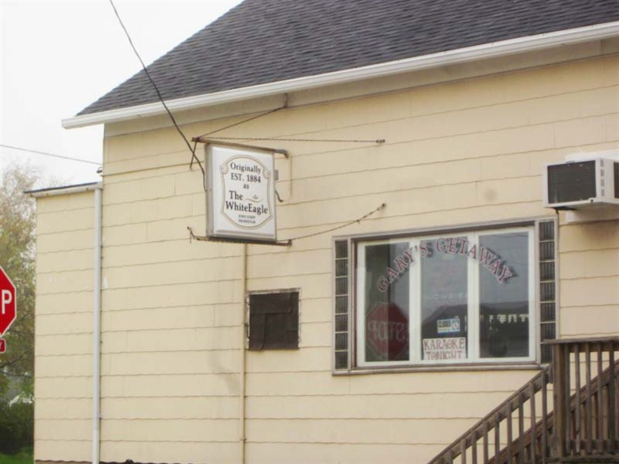 Gary 's Getaway Side Sign 5-17-15