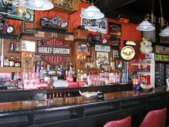 Tijuana Rose Bar And Grill - Bar Shot