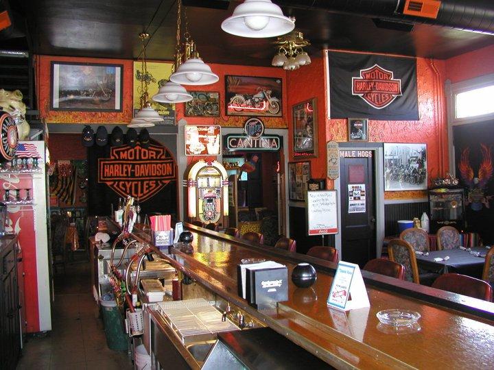 Tijuana Rose Bar Looking Toward Dining Rm