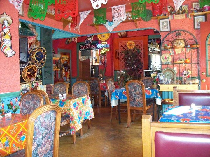 Tijuana Rose - Dining Room Shot